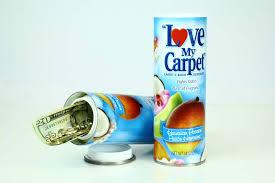 LOVE MY CARPET CAN SAFE