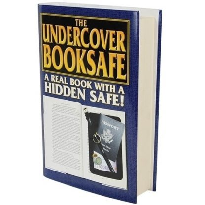 Undercover Book Diversion Safe