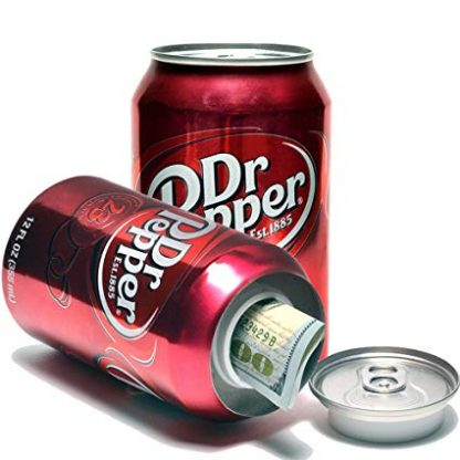 Dr. Pepper Can Safe