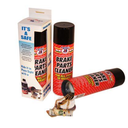 JB Brake Cleaner Diversion Safe