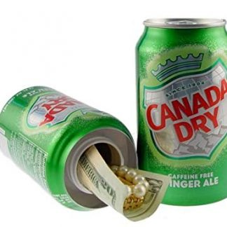 Canada Dry Ginger Ale Diversion Safe