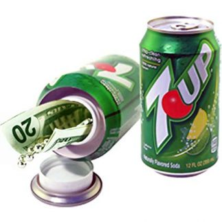 7 Up Can Safe