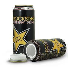 RockStar Energy Drink Can Safe