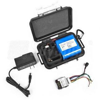 Extended Battery Pack with Magnetic Case for the GL300MA tracker