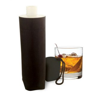 9 oz Umbrella Flask