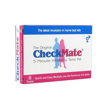 Checkmate 5 Minute Infidelity Kit