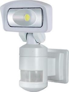Nightwatcher Robotic LED Security Light w/ camera