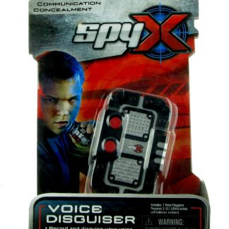 mirco voice disguiser spy toy