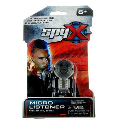 micro listener spy toy