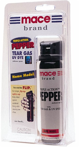MACE Triple Action Pepper Spray Home Model