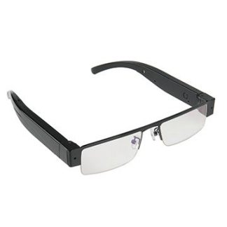 Eyeglasses Hidden WiFi camera