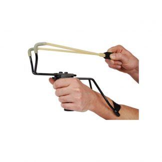 Large Professional High Velocity Slingshot