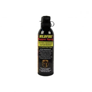 WildFire 1.4% MC 1lb pepper spray pistol grip fogger