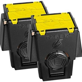 Taser M26C/X26C/X26P Cartridges Live 2 Pack Replacement