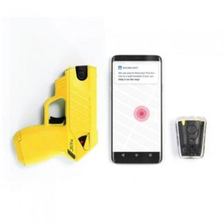 Taser Pulse Plus Noonlight Emergency Response App. YELLOW