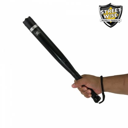 Triple Defender 27,000,000* Stun Baton Flashlight