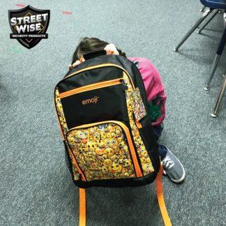 Bulletproof Backpack, ORANGE
