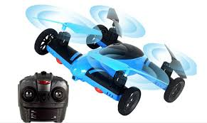 CG038 SafeguardX Flying Car