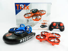 K3 Hovercraft Drone 3-in-1