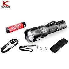 Wuben 3 Inch Cree XPL 900 LM Flashlight