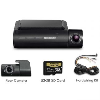 Thinkware F800 Pro Dashcam for Front and Rear Recording