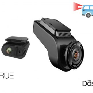Vantrue S1 Dual Lens Dash Cam for Front and Rear Recording
