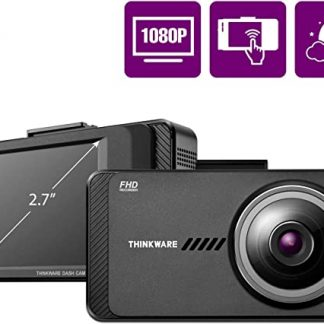 Thinkware X700 Full HD 2CH Dash Cam with Touchscreen and GPS
