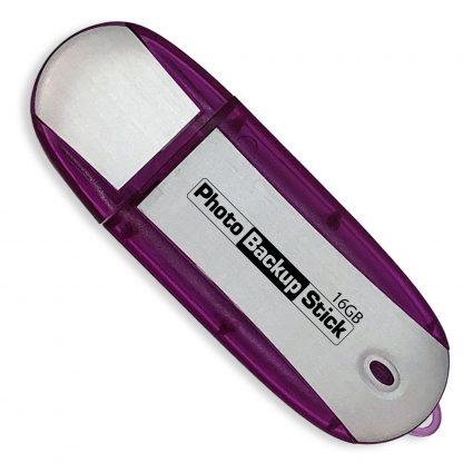 Photo Backup Stick WMA 16GB