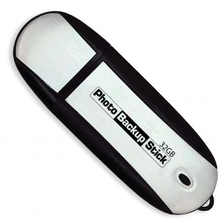 Photo Backup Stick WMA 32GB