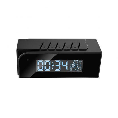 Night Vision Hidden Camera Alarm Clock