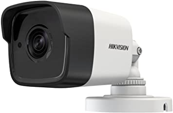 TURBOHD Bullet camera 5 MP / EXIR 65ft (20m) / 12 VDC / 2.8 mm lens / IP67 / White color / full metal housing / 4 technologies (TVI,CVBS,AHD,CVI)