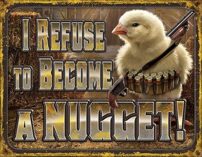 Chicken Nugget Refusal