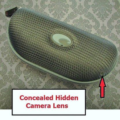 GLASSES CASE HIDDEN WI-FI CAMERA