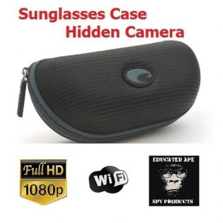 GLASSES CASE HIDDEN WI-FI CAMERA