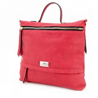 Aphrodite CCW Handbag, Red