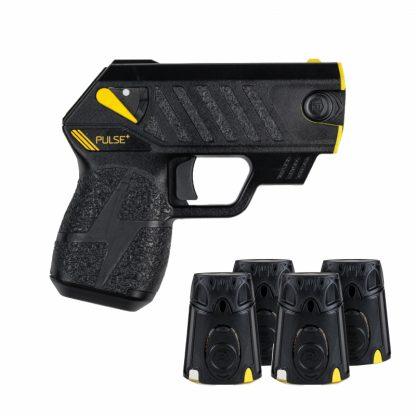 Taser Pulse Plus Noonlight Emergency Response App. w/ 4 Cartridges