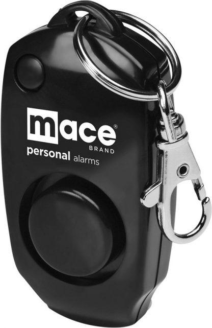Personal Alarm Keychain Black