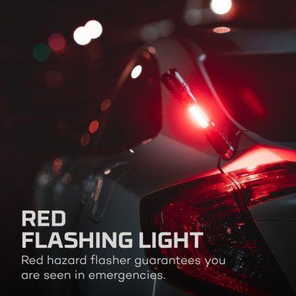 NEBO SLYDE KING 2K - Rechargeable 2,000 Lumen Flashlight