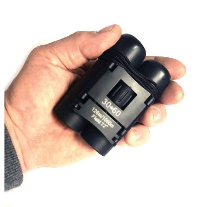 Amazing Pocket Sized Binoculars May Be the Clearest and Sharpest You've Ever Seen