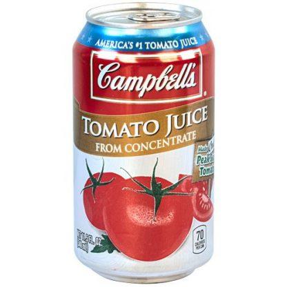 Tomato Juice Diversion Safe