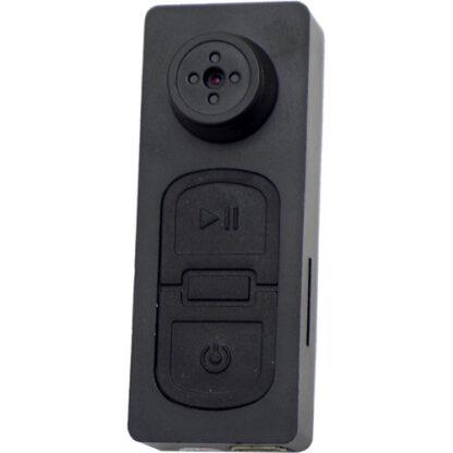 Button Hide Cameras Hidden Mini DVR Video Audio Recorder Support Micro SD Card (avp003A)