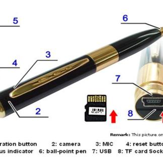 Pen Hidden Camera
